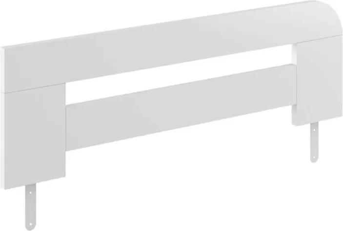 Grade de Proteção Celina C/ Estrutura Metálica 100% MDF Branco Premium