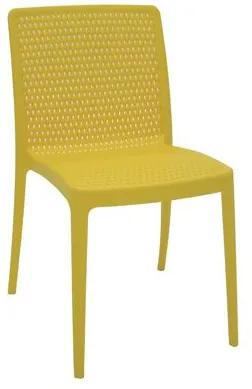 Cadeira Isabelle Amarela Tramontina 92150000