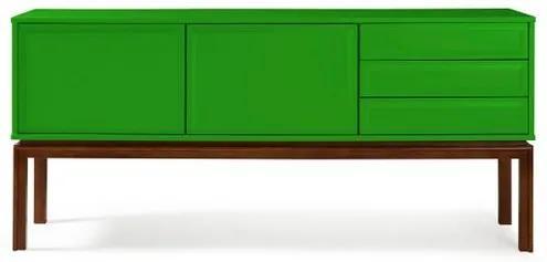 Buffet Quartzo Cor Cacau Com Verde - 29708 Sun house