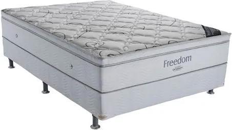 Conjunto Box Freedom Casal 138 cm (LARG) - 43124 Sun House