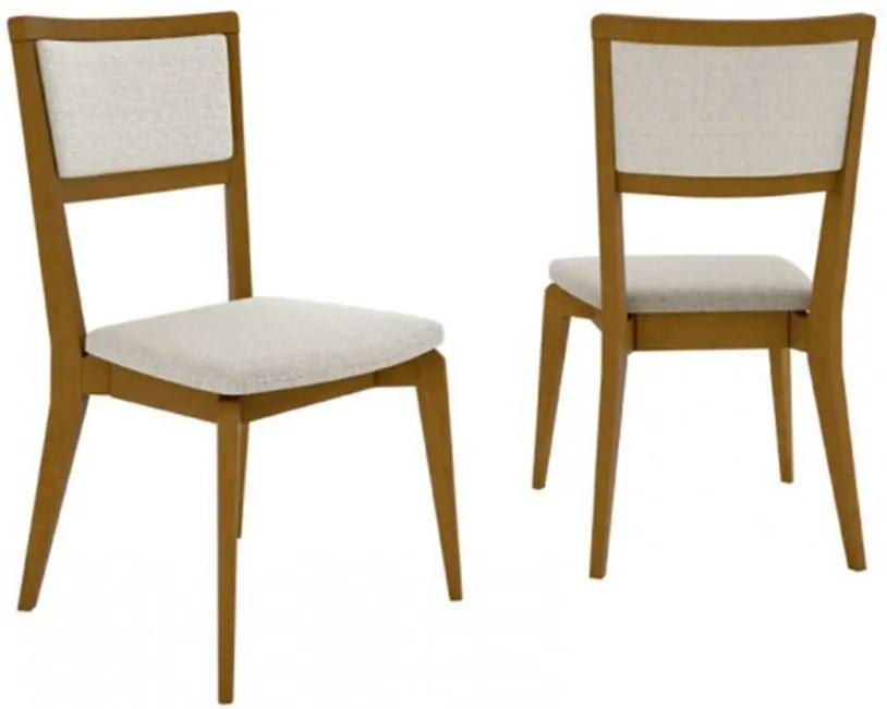 Cadeira Casablanca em Madeira Maciça