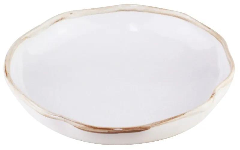 Jogo Pratos Sobremesa 2 Peças Cerâmica Good Vibes 18cm 27842 Bon Gourmet