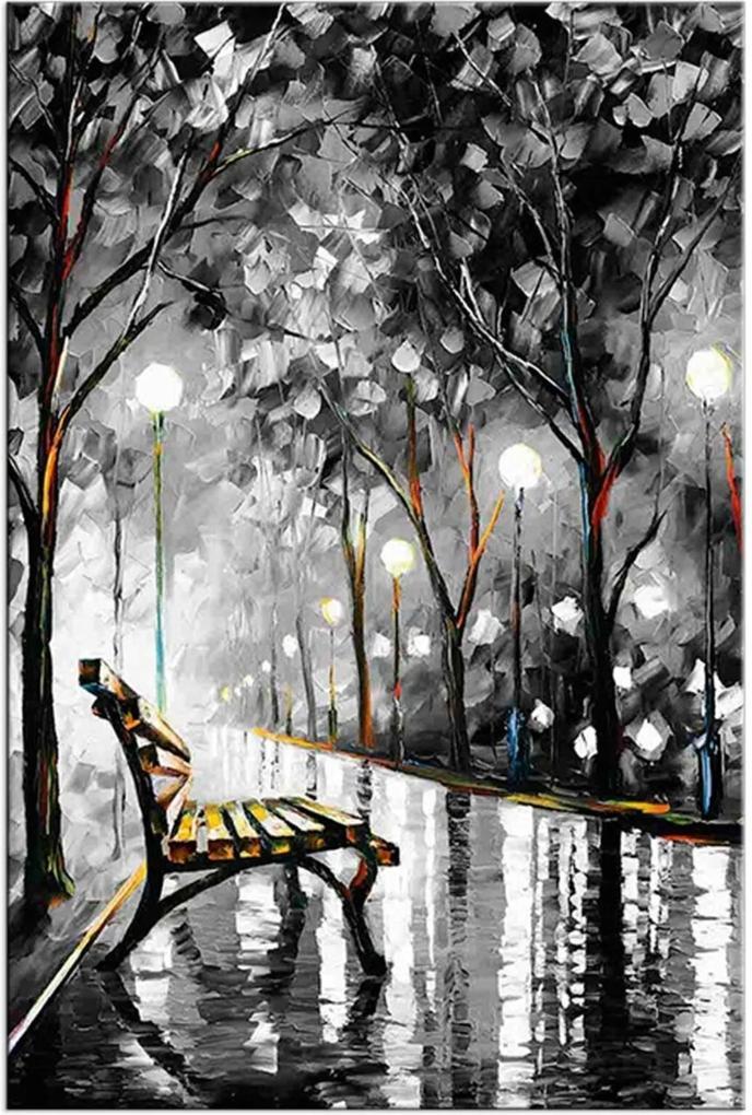 Tela Decorativa Noite Incrivel Médio Love Decor