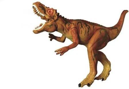 Dinossauro Dino Blaster C/ Luz E Som Marrom Multikids - BR101 BR101
