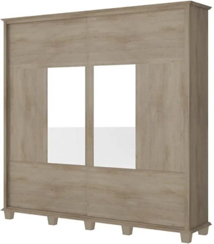 Guarda-Roupa Monte Carlo C/Espelho Niágara – RV Móveis