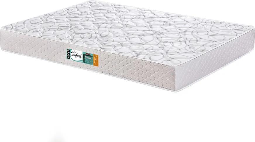 Colchão Casal Hellen Pro Confort D26 - 138x188x17cm