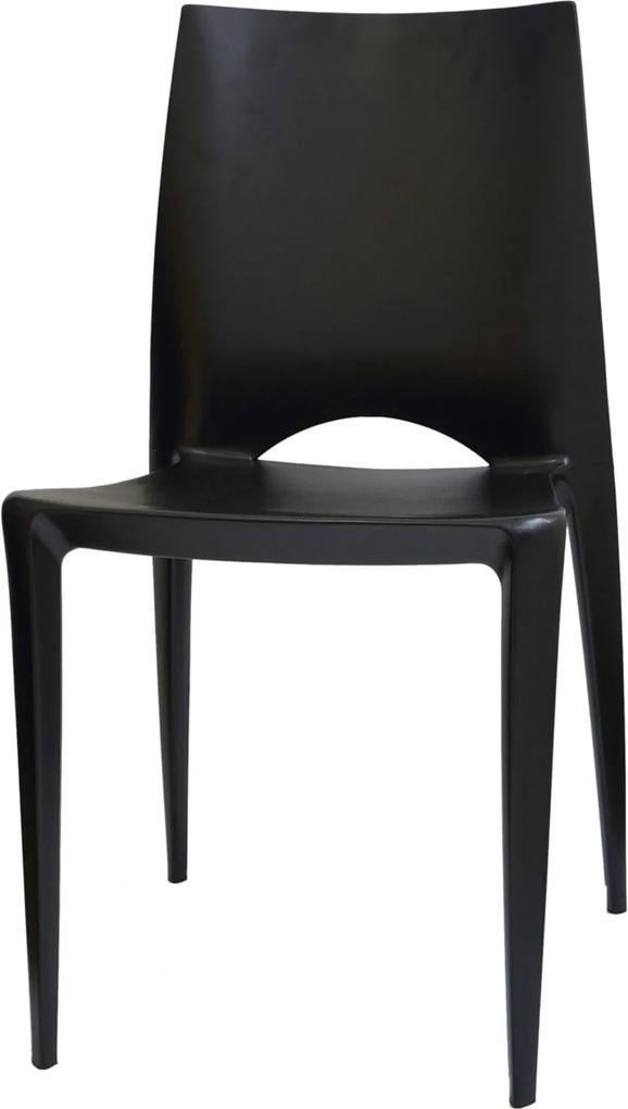 Cadeira Zoe Preto OR Design