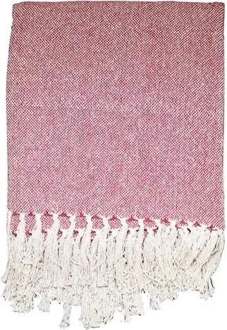 Manta para Sofá Millie 160x130cm - Vermelho