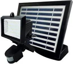 Refletor Led Solar com Sensor Prime 6500K 17061 Taschibra