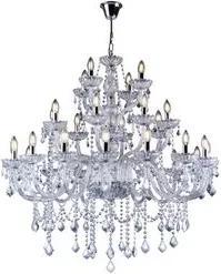 Lustre Cristal 28xE14 Nice Transparente 140240015 Startec