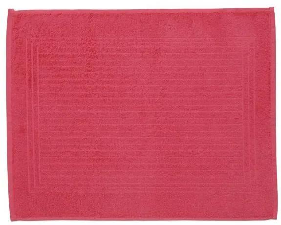 Toalha de Piso Rosa Escuro 1 Peça