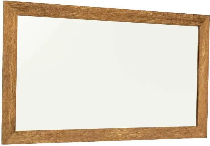 Moldura Com Espelho Platina Rv Móveis - Naturale Rústico