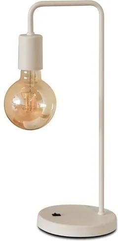 Luminária de Mesa Orbital Branca - LM230/BR - Kin Light - Kin Light