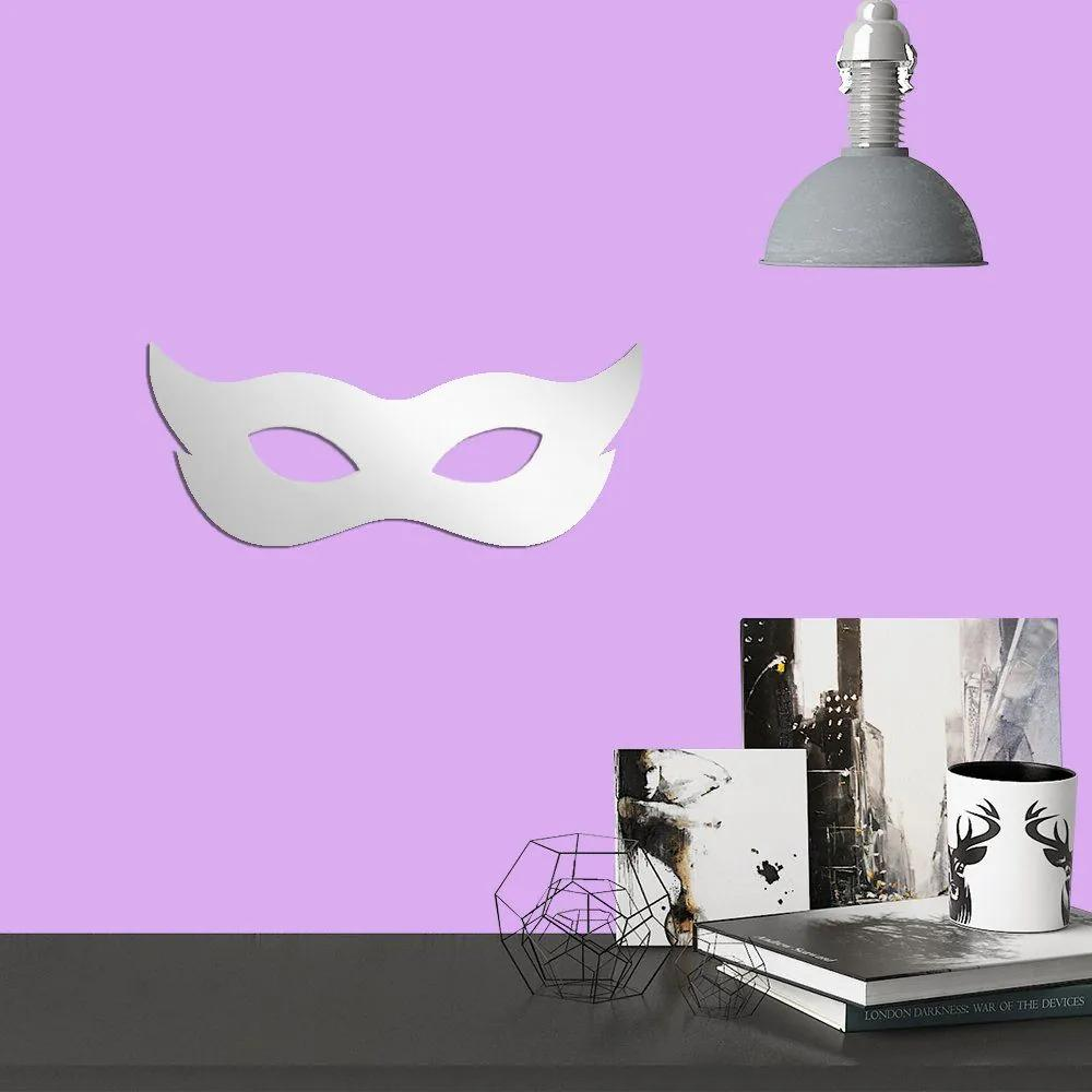Espelho Decorativo Máscara de Carnaval 02