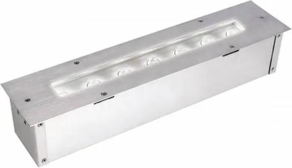 Embutido de solo Linear led quente Power Lume LES12W