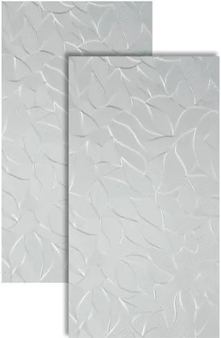 Inserto Fler Branco Acetinado Retificado 32x59cm 61190200 - Incepa - Incepa