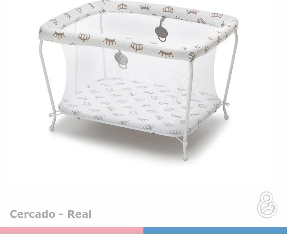 Cercado para Bebês Real - Galzerano