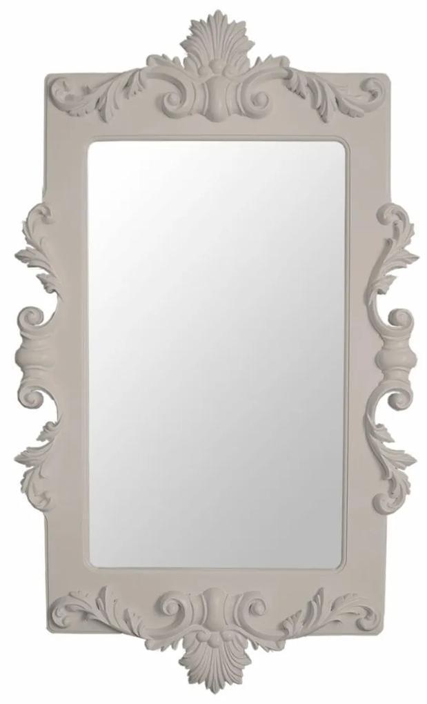 Espelho Lavanda Retangular Entalhado - Fendi Nouveau Provençal Kleiner Schein