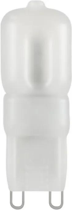 lâmpada led bipino 2,5w quente 220v base G9 clara Stella STH7122/30