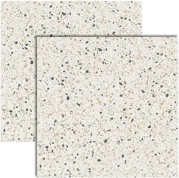 Porcelanato Confete WH Natural Retificado 100x100cm - 5041209 - Ceusa - Ceusa