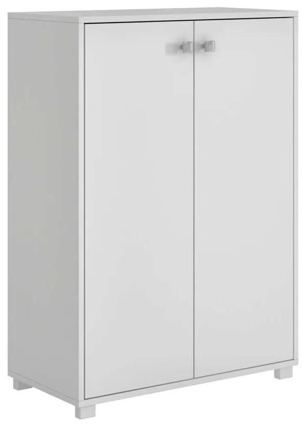 Armário Multiuso BAM104 Branco - BRV Móveis