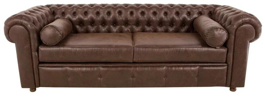 Sofá Chesterfield 02 Lugares 1.80 - Wood Prime 31851