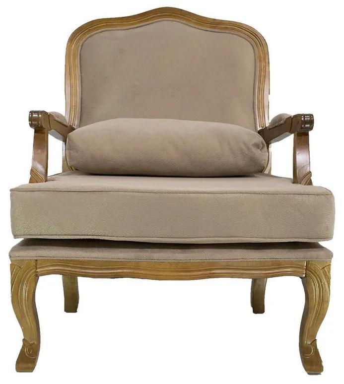 Poltrona King - Wood Prime 15713 Liso