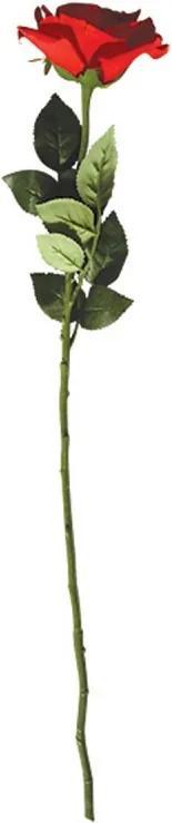 ramos de rosas ROSA VERMELHA 12 pçs  10 cm Ilunato  SW0016
