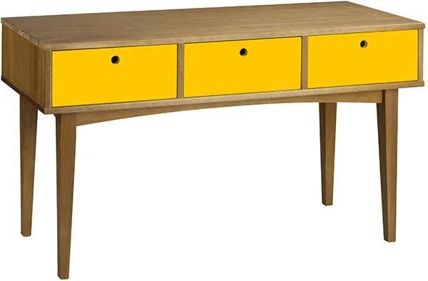 Aparador Vintage Amarelo