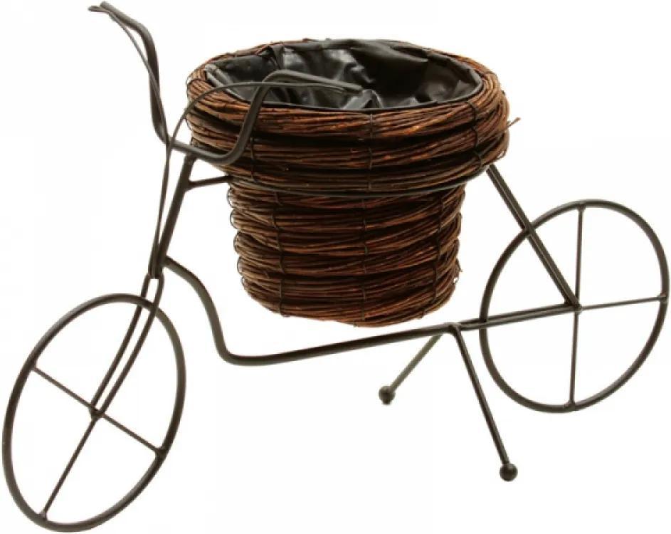 floreira bicicleta RATTAN ferro ilunato TT0009A