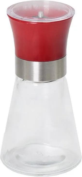 Moedor de Pimenta - Vermelho - Euro Home