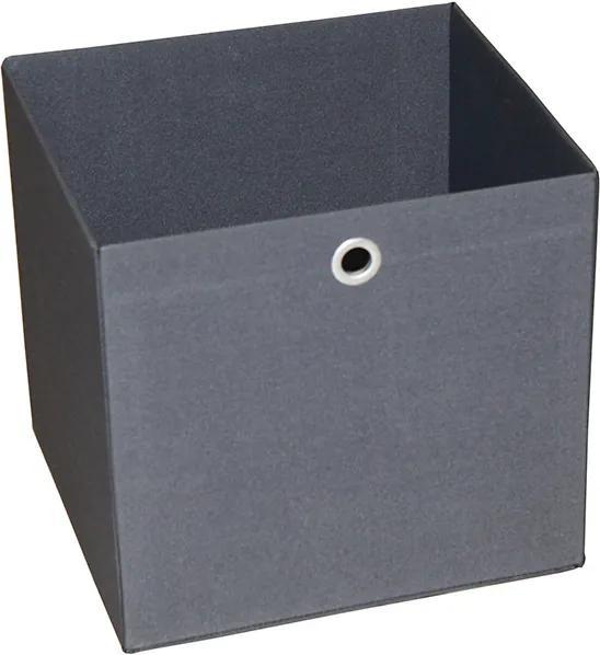 Caixa Grande Cinza