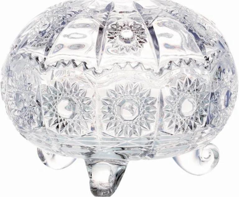 Bomboniere Versailles em Cristal Ecológico