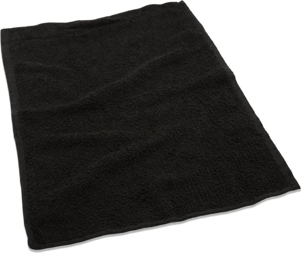 Toalha para Manicure - 28x45cm - Princesa - Preto