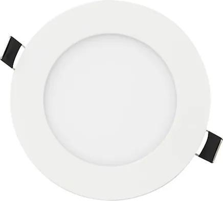 Plafon Embutir Redondo Branco Led 12W Ø17,4
