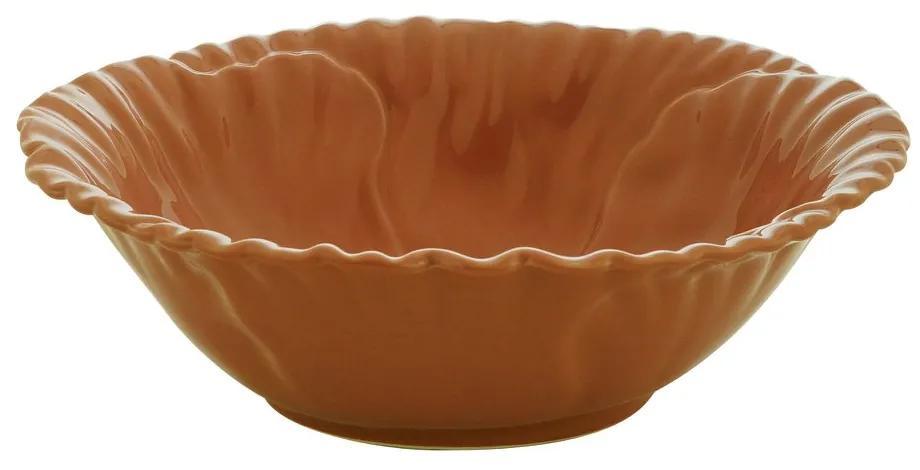 Saladeira Porcelana Lilly Rose 25x22x8cm 27754 Royal