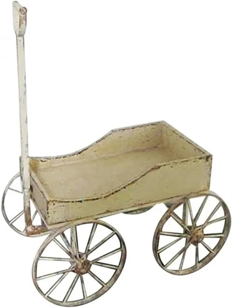 carroça FLORIDA madeira 88,5cm Ilunato HD0232
