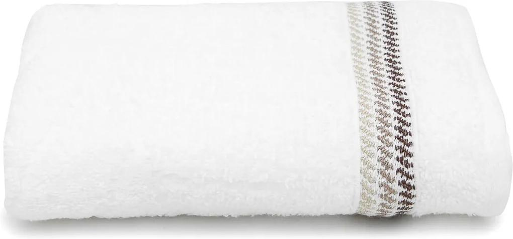 Toalha de Rosto Karsten Calli Branco 48 X 80