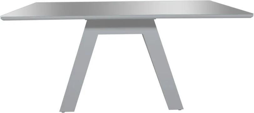 Mesa de Jantar Mônaco Com Espelho - Wood Prime DS 31014 0.76 x 1.60 x 1.00