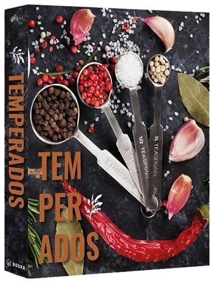 Caixa Livro Decorativo Temperados