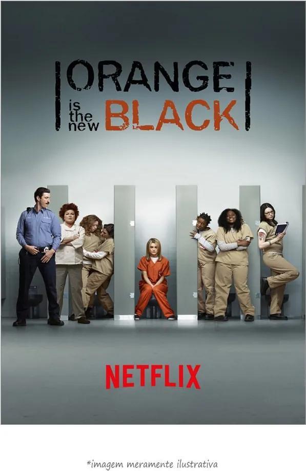 Poster Orange Is The New Black (50x75cm, Apenas Impressão)