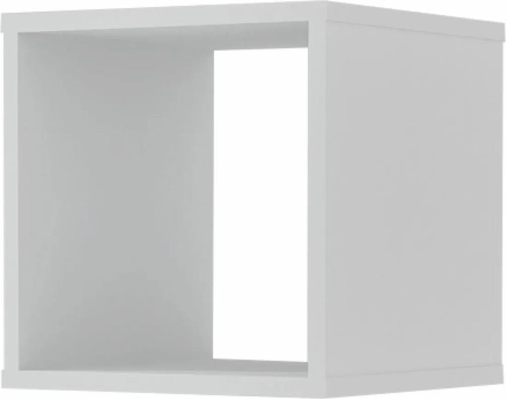 Nicho Toy Quadrado Branco Tcil Móveis