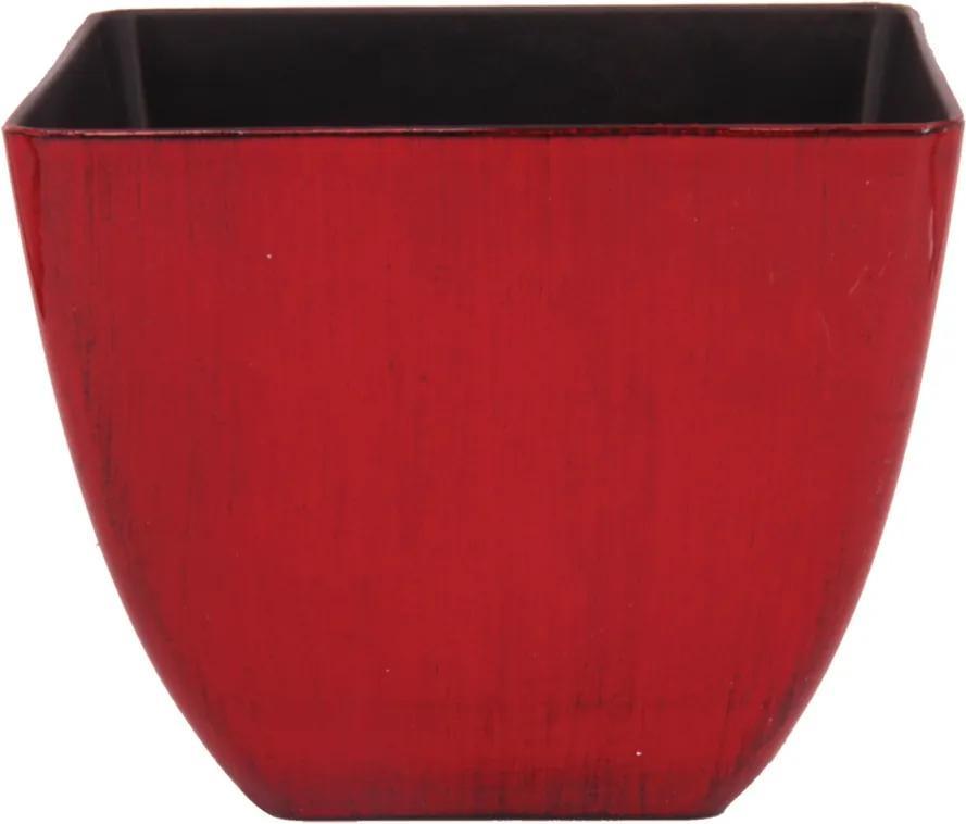 vaso JANOT plastico 16cm Ilunato MI0039