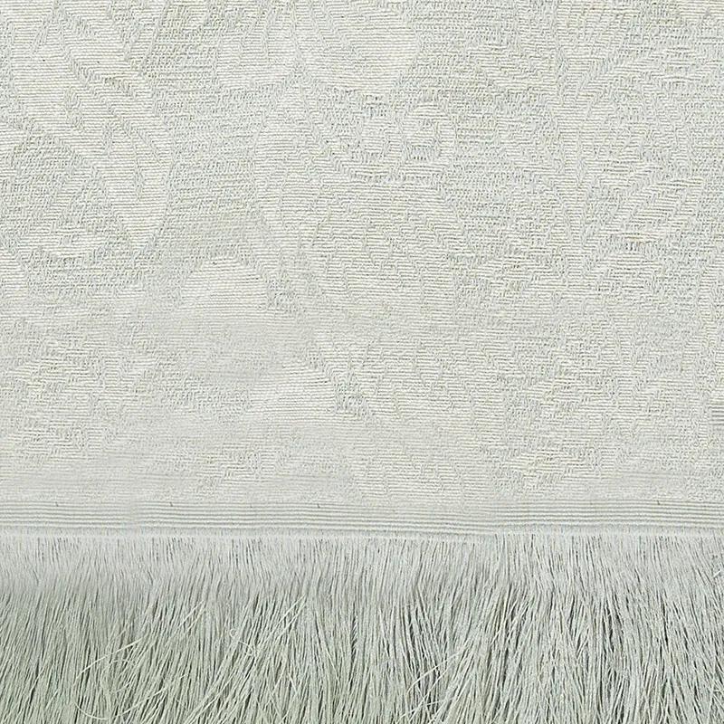 Manta para Sofá Marrocos de 1,40 x 1,40 m Verde Mar II