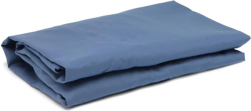 Lençol Avulso Solteiro Santista Royal Tinto Azul