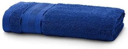 Toalha de Rosto Royal Knut 100% Algodão - Santista Azul