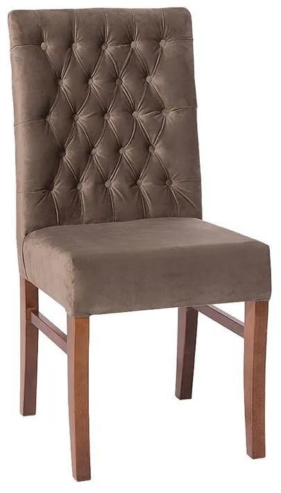 Cadeira de Jantar Yashi - Wood Prime TA 10830