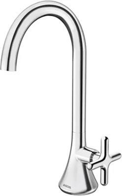 Torneira para Banheiro Mesa Bica Alta Liss Cromado - Docol - Docol
