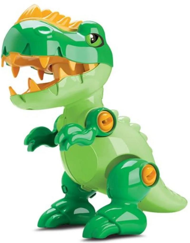 Dinossauro Toy Rex com som  - Samba Toys