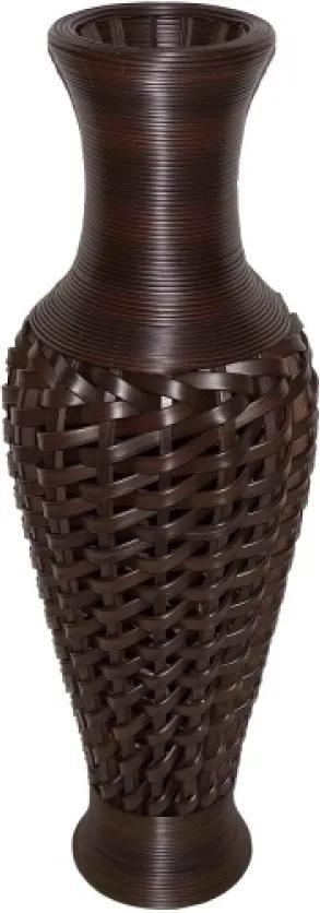 vaso RUSTY fibra e sintética marrom Ilunato FM0087